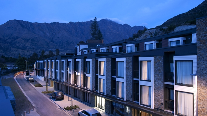 DoubleTree by Hilton Hotel Queenstown