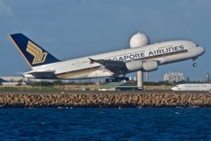 Singapore Airlines A380 Sydney | Point Hacks