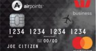 Westpac Airpoints Business Mastercard   Point Hacks