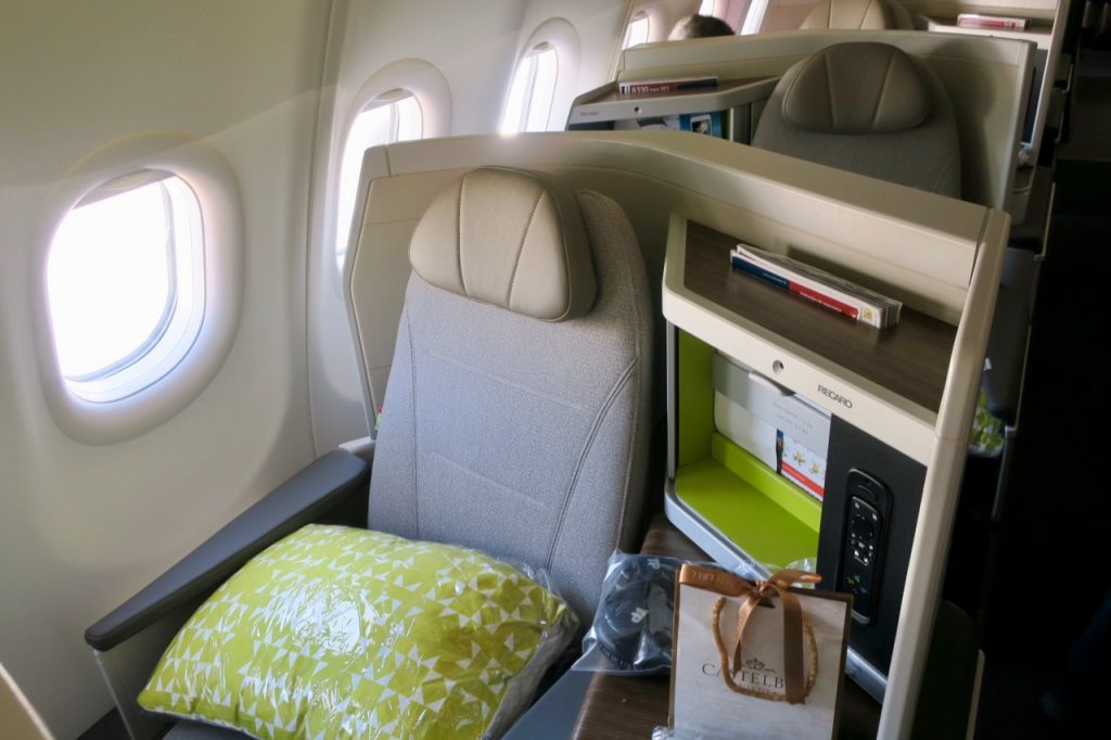 TAP Portugal A330 neo Business Class