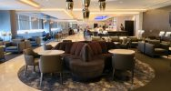 United Polaris Lounge SFO