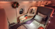 Singapore Airlines A350 Business Class BNE-SIN